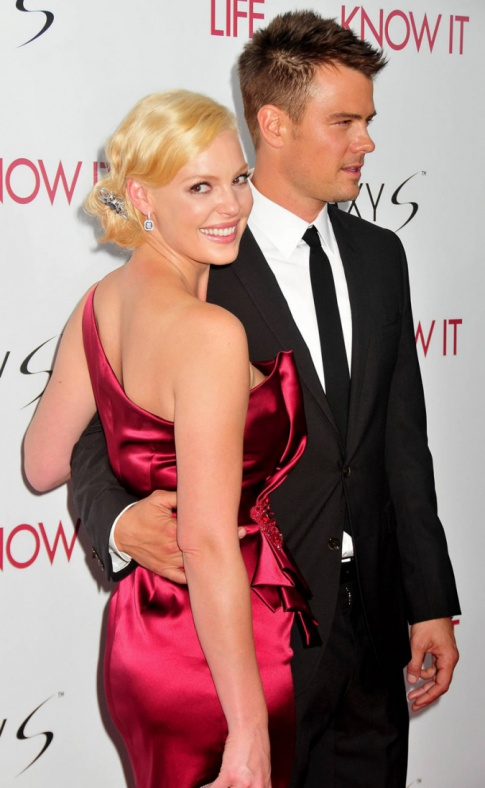Josh Duhamel And Katherine Heigl Could Be Cheating On Their Spouses With Each Other