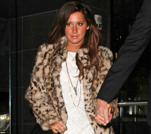 Who Knew Ashley Tisdale Was A Secret Oompa Loompa?