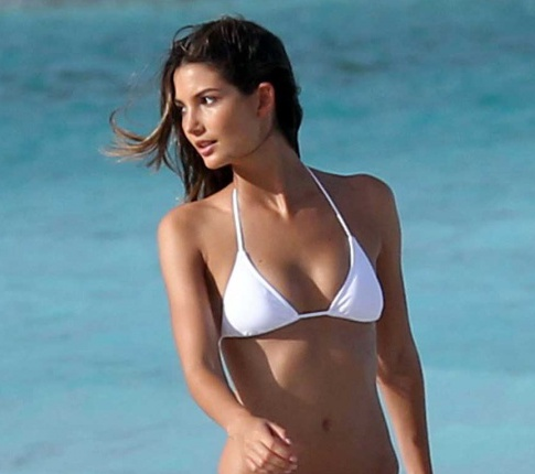 Nightly Treat: Lily Aldridge