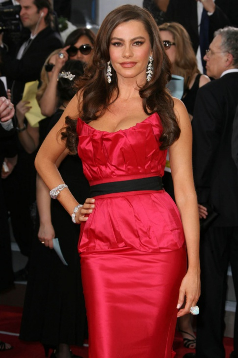 Golden Globes Hotties: Sofia Vergara