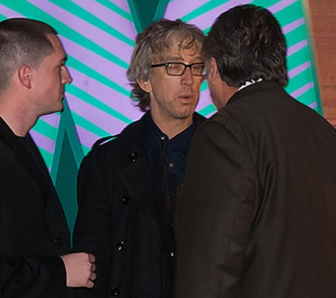 Andy Dick Got So Drunk, He Peed On Himself