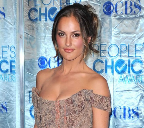 "Minka Kelly In Negotiations To Be In The Next ""Charlie's Angels"""