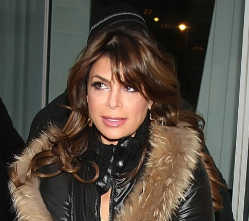 "Paula Abdul Is Nuts On The Set Of Her Show ""Live To Dance"""