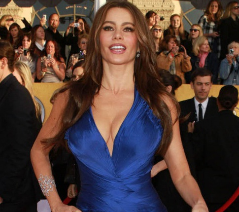 SAG Awards 2011: Sofia Vergara