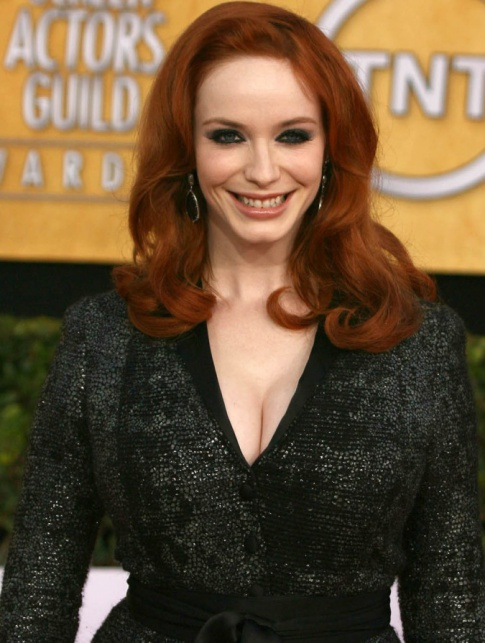 SAG Awards 2011: Christina Hendricks