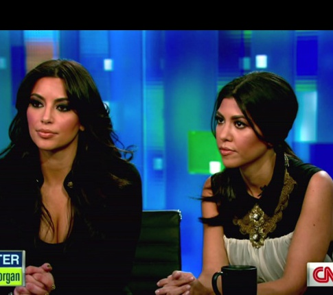 The Kardashian's Didn't Help Piers Morgans Ratings