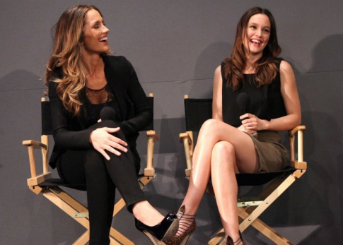 Hot Girl Hump Day: Double Trouble Leighton Meester And Minka Kelly