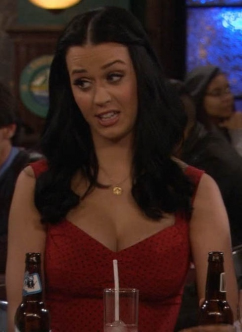 "Katy Perry On ""How I Met Your Mother"""