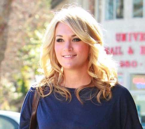 Nightly Treat: Carrie Underwood