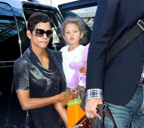 Halle Berry May Do Inappropriate Things In Front Of Her Daughter