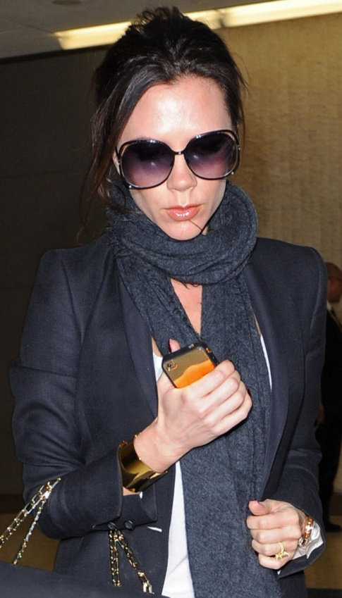 Victoria Beckham's Phone Is Worth More Than What Most Make In A Year