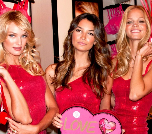 Nightly Treat: Victoria's Secret Hotties