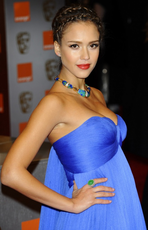 Jessica Alba Is Pregnant Again
