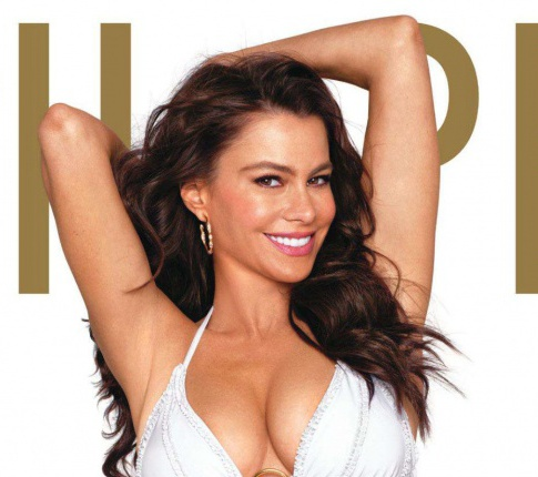 "Sofia Vergara ""Shape"" Magazine Cover Is Gorgeous"