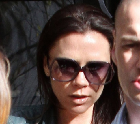 Victoria Beckham Abuses The Handicapped