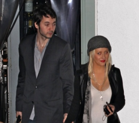 Christina Aguilera's Boyfriend Gets Out Of DUI Charge