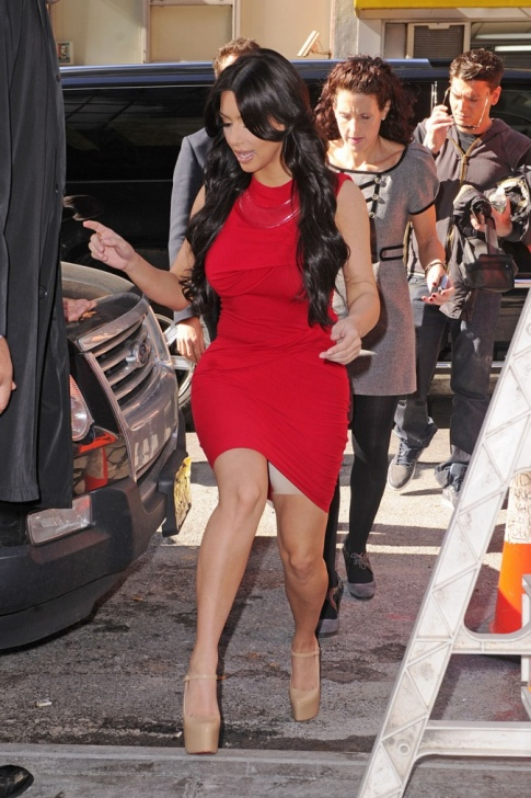 Kim Kardashian Is Not Moving To NYC With Her Boyfriend Kris Humphries