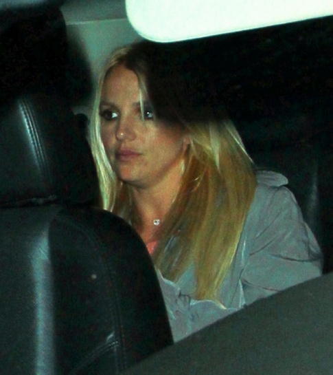 Britney Spears Is Not Allowed To Have Junk Food