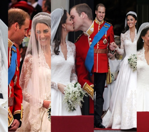 Prince William & Kate Middleton Are Married!