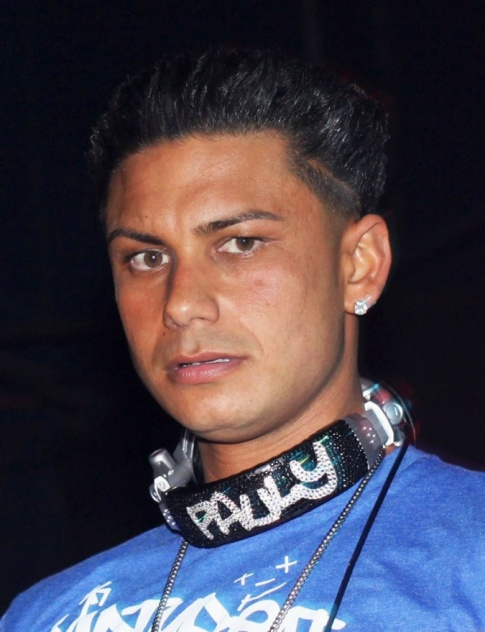 DJ Pauly D Has Quite The Rider