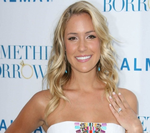 Kristin Cavallari Wants To Get Married In Chicago