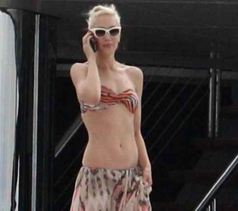Bikini Tuesday: Gwen Stefani