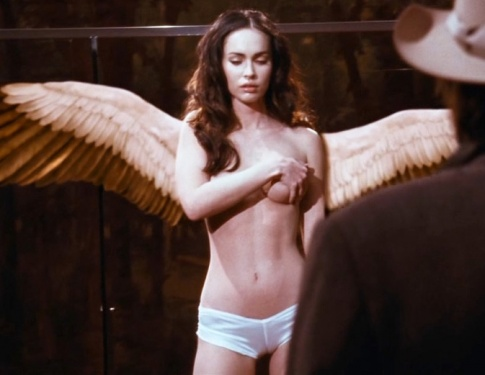 Megan Fox Is Topless