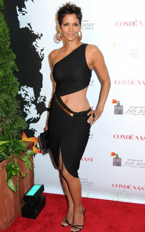 Halle Berry's Daughter Digs Her Perfume