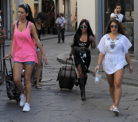Italy's Still Pissed Over The Jersey Shore