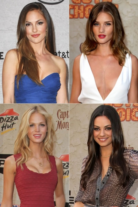 The Hotties Of The 2011 Spike TV Guy's Choice Awards