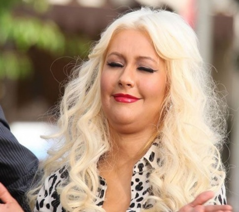 Hot Mess Friday: Christina Aguilera