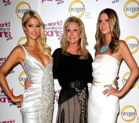 Kathy Hilton Still Knows How To Party