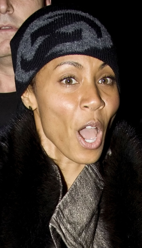 Jada Pinkett Smith Sure Likes Her Crystals