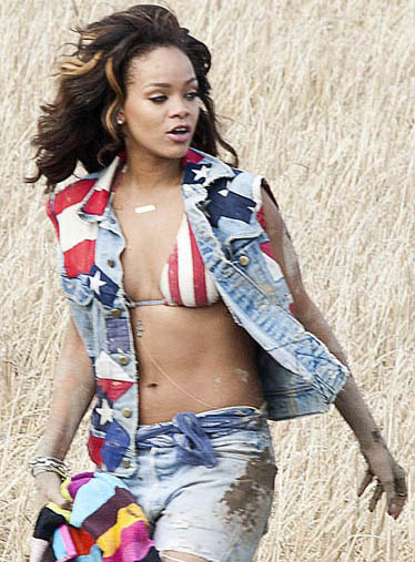 Tuesday TaTa's: Rihanna