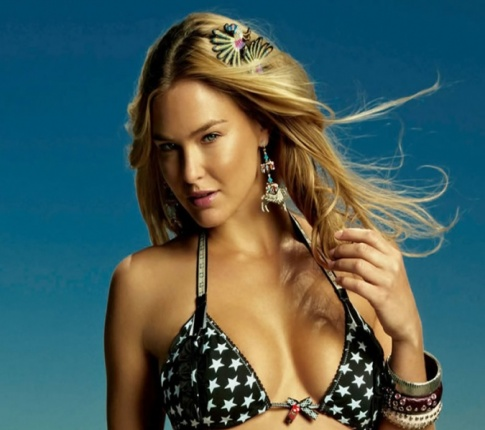 Bar Refaeli Linked To French President's Son