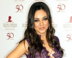 Mila Kunis the New Face of Dior