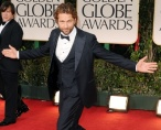 Hunks of the Golden Globe Awards