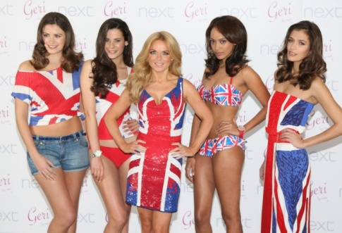 Geri Halliwell Still Super Hot!