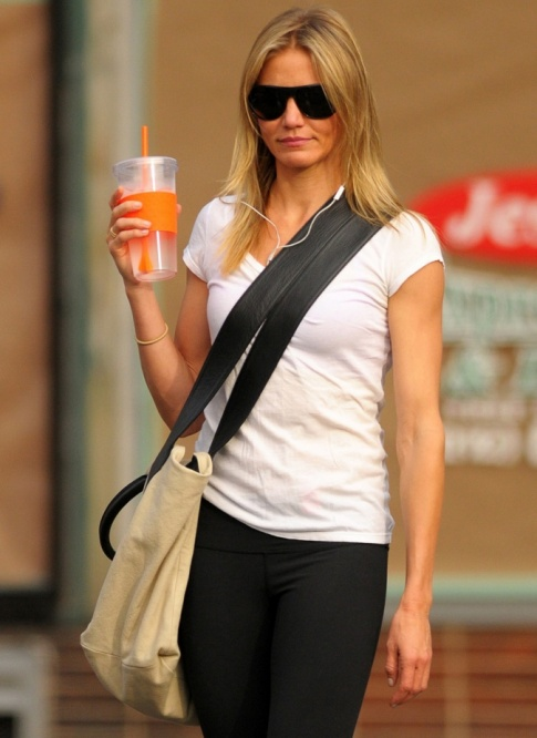 Cameron Diaz is coming home!