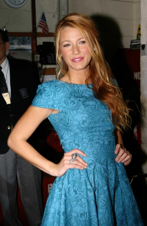 Blake Lively claims innocence