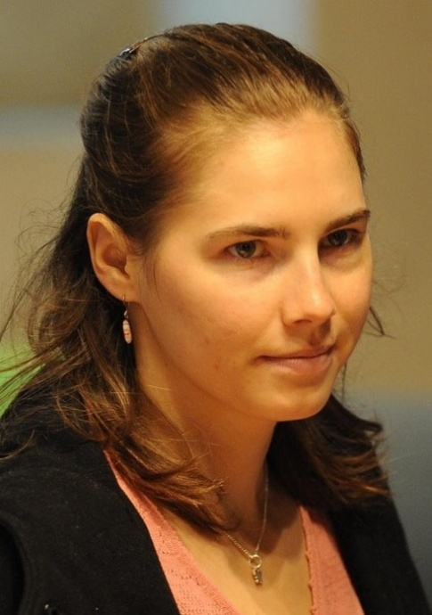 Amanda Knox to write a book.