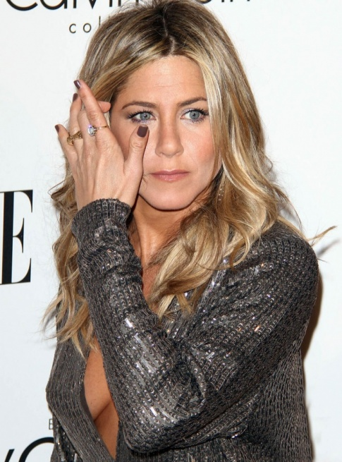 Jennifer Aniston�s pixelated privates