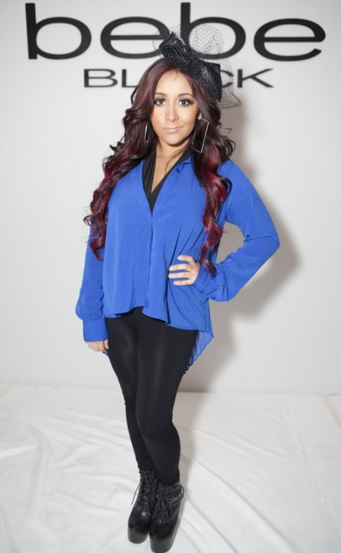 Snooki headed for a dry spell?