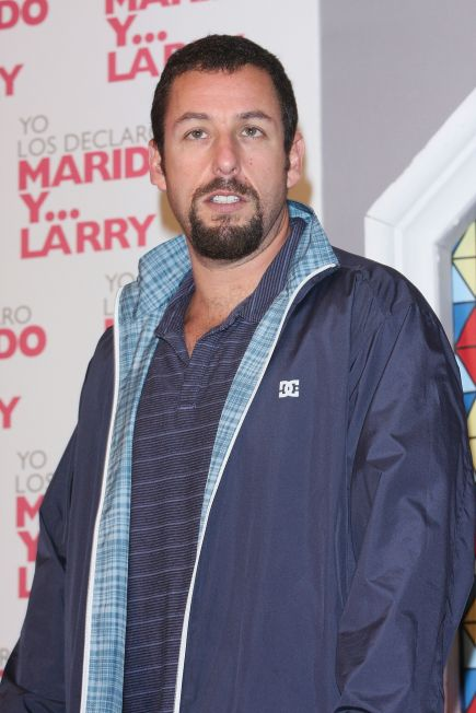 Adam Sandler sets the bar for Hollywood lows!