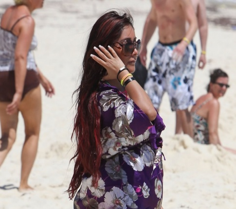 Snooki Tackles Some Serious Topics!