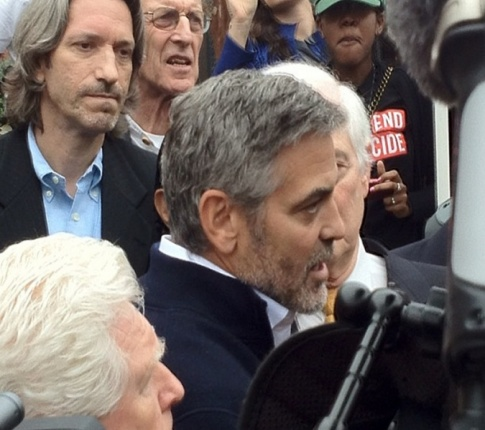 George Clooney is again a Free Man.