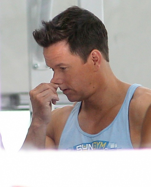 Mark Wahlberg Digging for Gold?