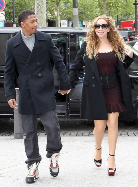Mariah Carey and Nick Cannon Renew Vows.