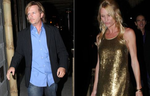 Nicollette Sheridan and David Spade Dating?