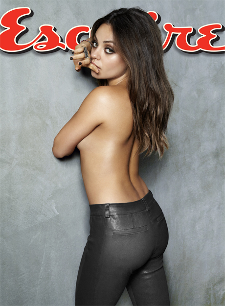 Mila Kunis sexiest woman of 2012